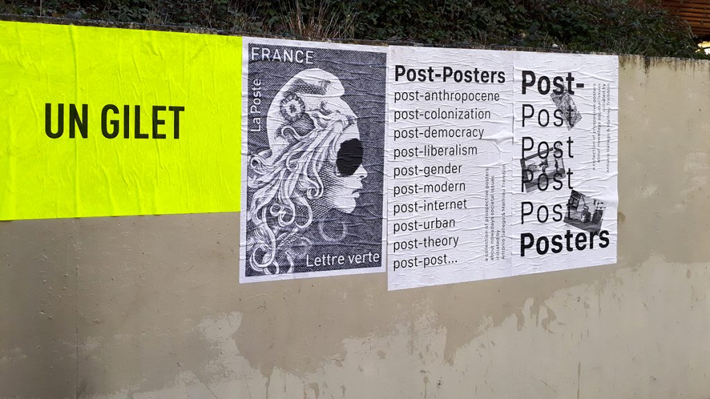 Post-Posters, Strasbourg (FR), 03-05.2019