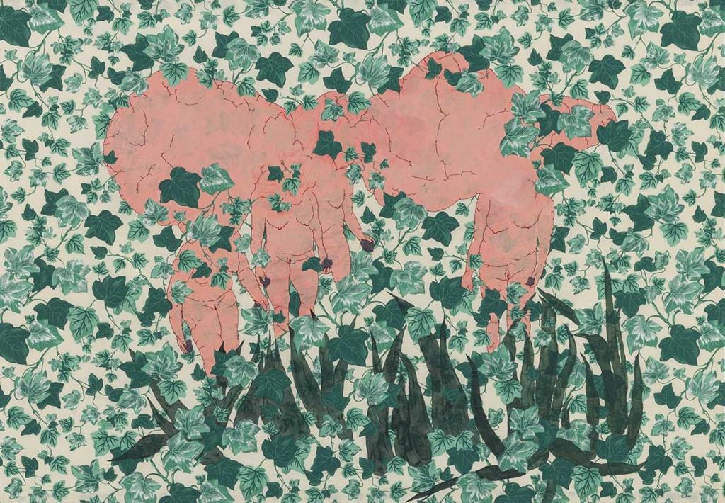 Gözde İlkin, Rustle, 2018. Galerie Paris-Beijing