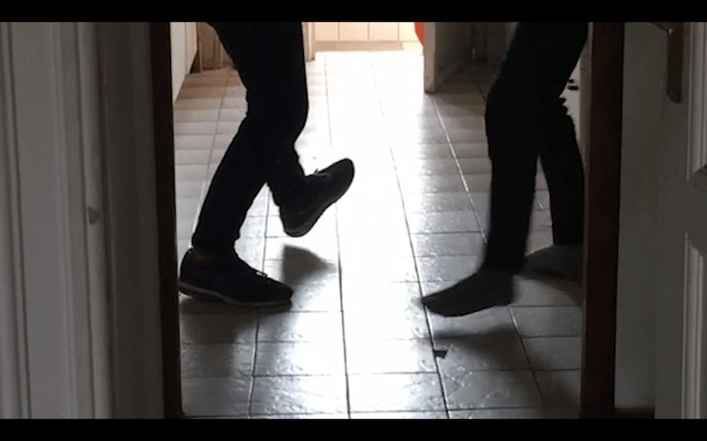 Dounia Ismaïl, Doubler le mouvement des tapis roulants - 15 mars 2019 - Transitoire : Le Kiosque Rennes