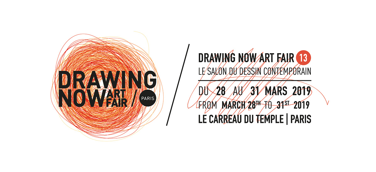 DRAWING NOW ART FAIR : Annonce des 5 artistes nommés pour le Prix Drawing Now 2019