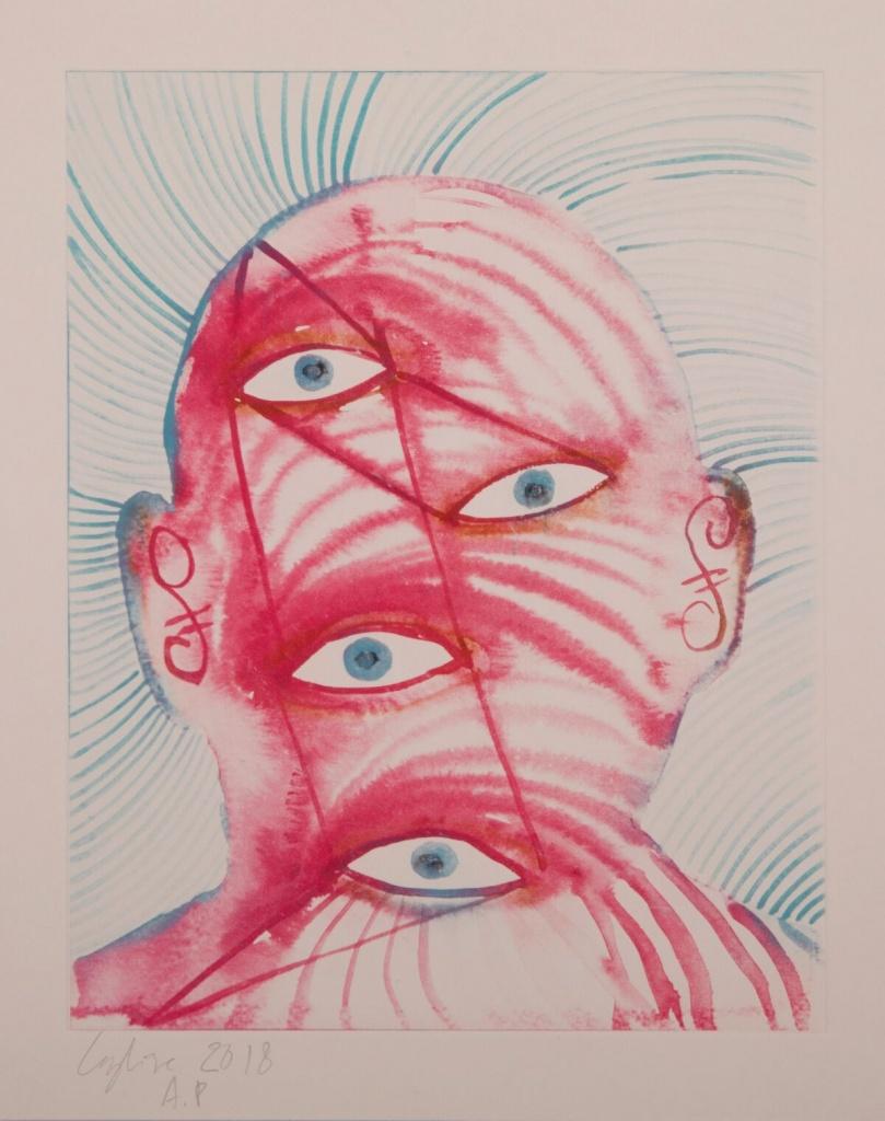 Frédéric Léglise, Self-Portraits Of My Shadows - Rezvan Projects par Saghi Parkhideh