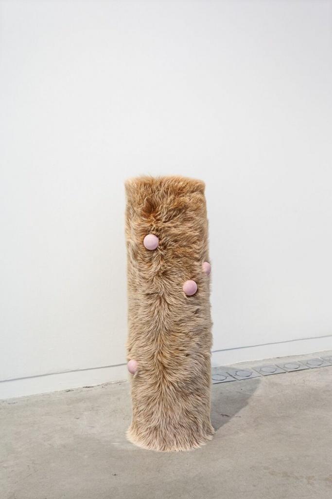 Gwendoline Perrigueux, Velvet Lashes, Galerie Éric Mouchet, Paris Photo William Gaye