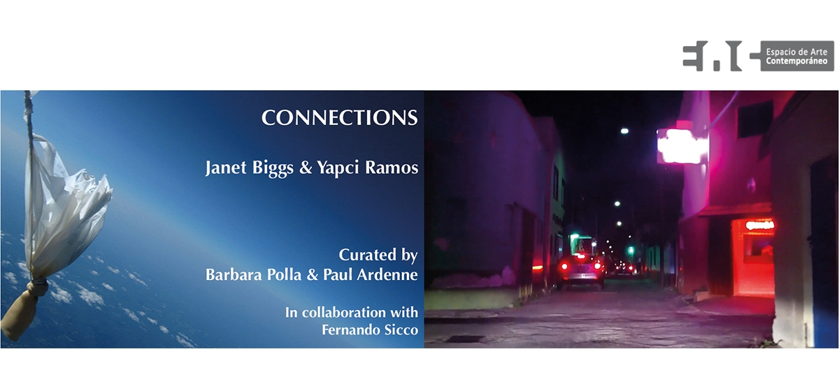 JANET BIGGS ET YAPCI RAMOS : CONNECTIONS À MONTEVIDEO