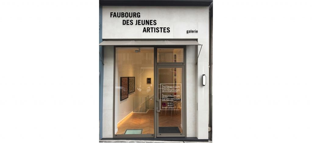 Franck Le Feuvre et Jonathan Roze pour Le Faubourg des Jeunes Artistes [ENTRETIEN]