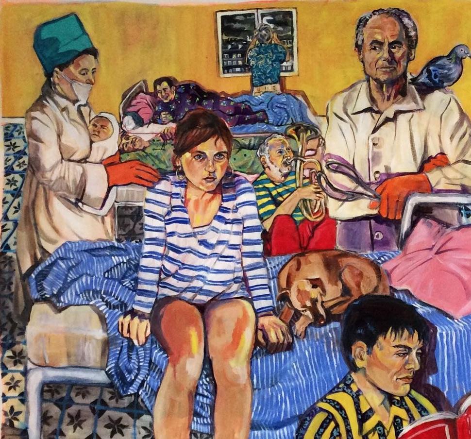 Louise Janet - Faubourg des Jeunes Artistes