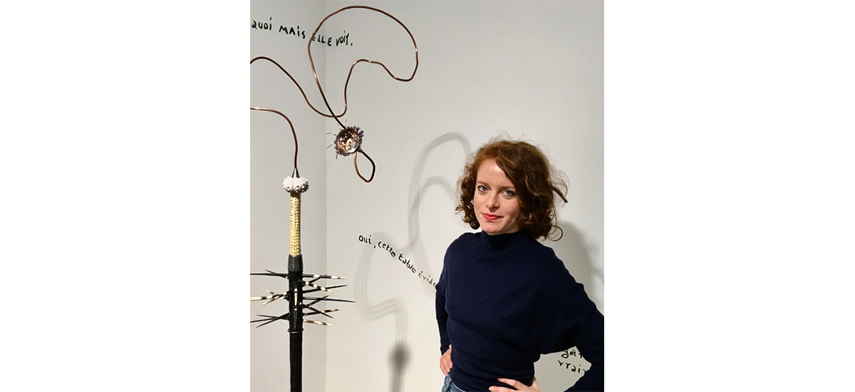 LUCIE PICANDET, LAURÉATE DU PRIX DRAWING NOW 2019