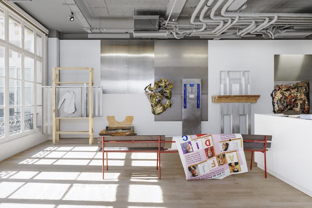 Victor Vaysse, vue d'exposition - Le Vingtième Prix de la Fondation d'entreprise Ricard, Fondation d'entreprise Ricard, Paris 2018