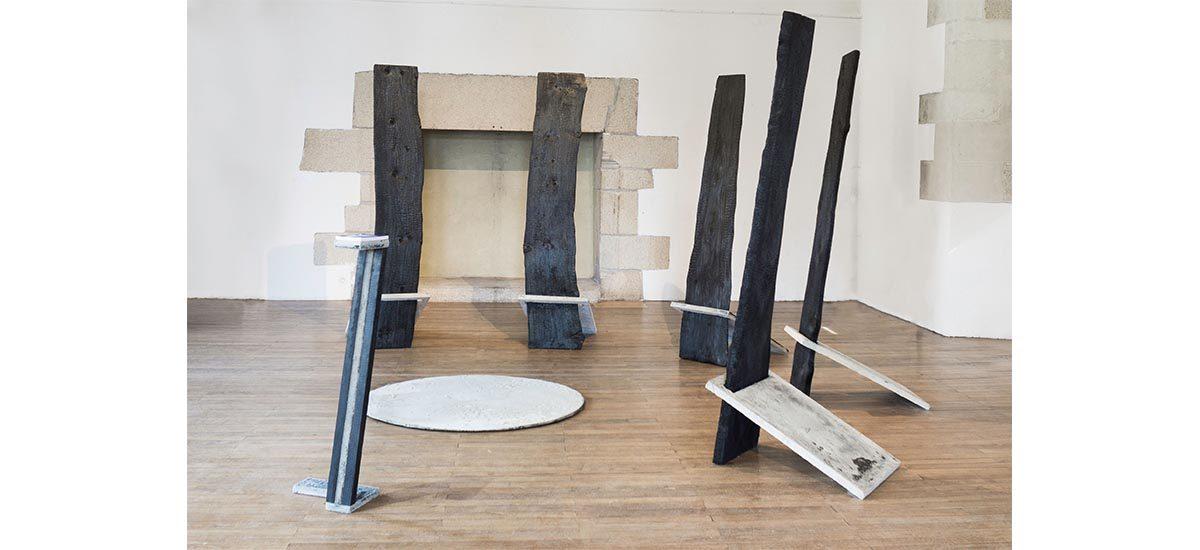 WILFRIED NAIL, Itinerancia (rester dans le trouble) au Musée Dobrée, Nantes