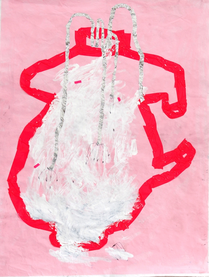 """Clara Citron, """"Contiens-moi"""", 80 x 120 cm, 2019"""