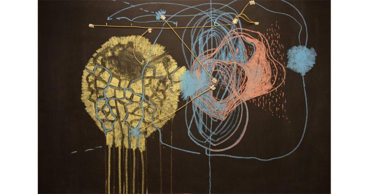 Minia Biabiany, lauréate du Prix Sciences Po pour l'art contemporain 2019