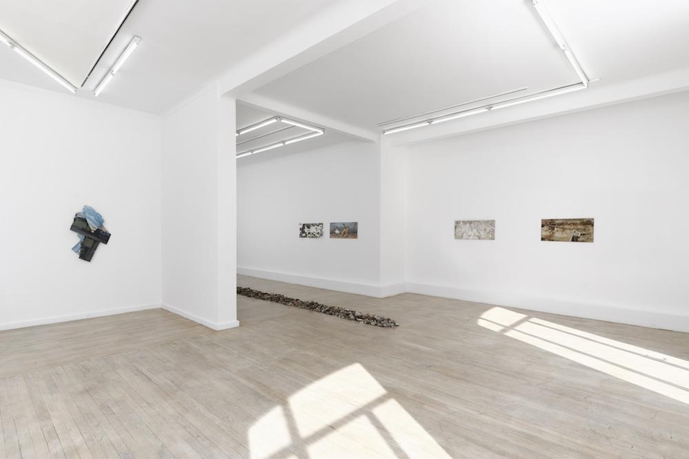 Vue d'exposition Pugnaire & Raffini, Fahrenheit 134  Ceysson & Bénétière Paris 2019 Photo Aurélien Mole