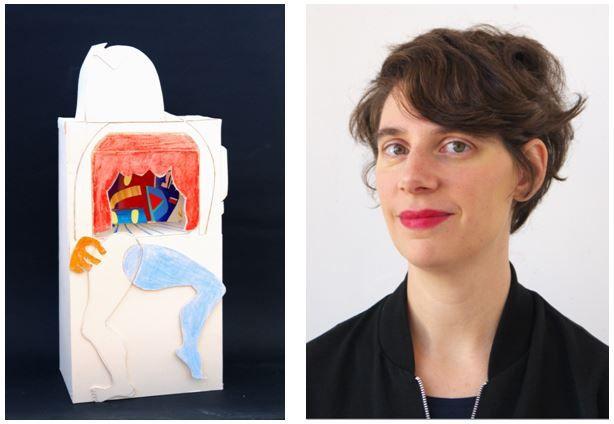 Sarah Tritz / projet « scène d'intérieur-e »