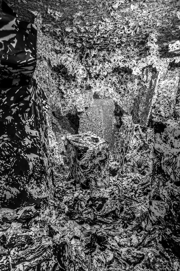 EN DIRECT EXPOSITION / ANAÏS LELIÈVRE « CHANTIERS/COQUILLES », CENTRE D'ARTS FERNAND LÉGER DE PORT DE BOUC