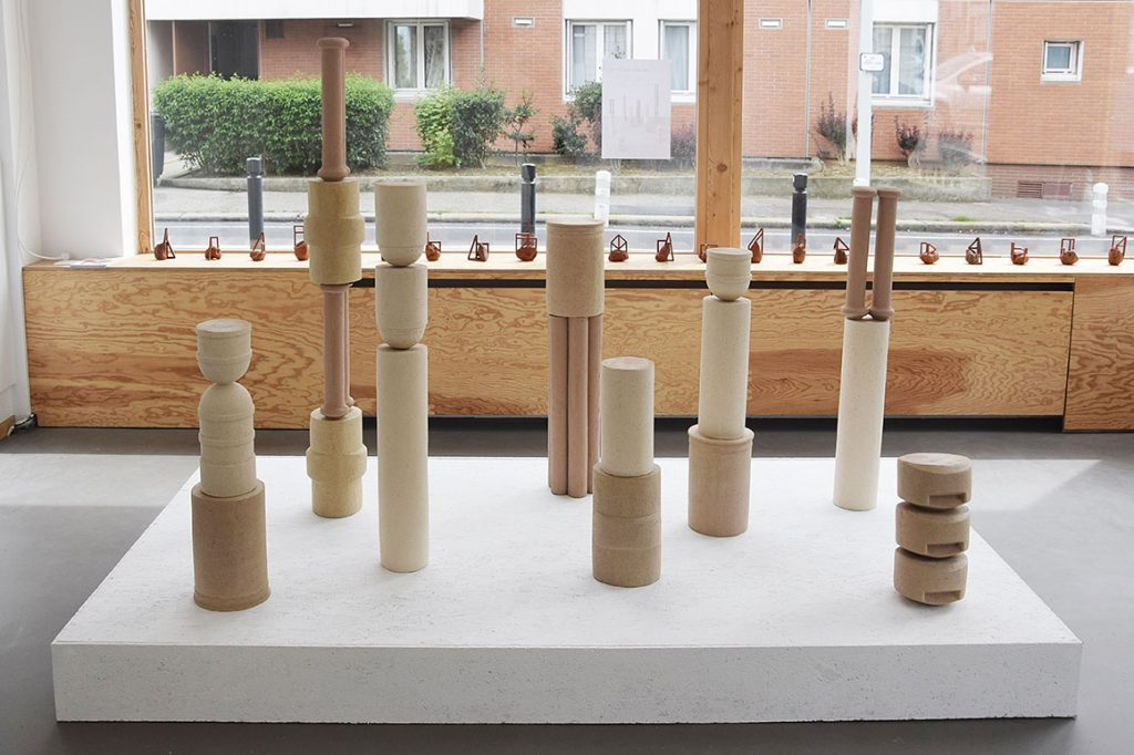 Exposition L'ailleurs et le jadis, Hélène Delépine - La Forme Le Havre