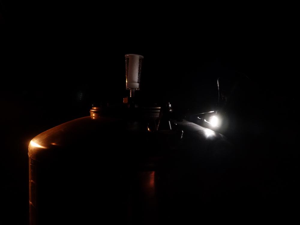 Jérôme Poret - Entretien avec Guillaume Constantin à l'occasion de l'exposition La teinturière de la lune aux Instants Chavirés