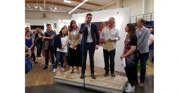 RAPHAEL TACHDJIAN, ARTISTE COUP DE COEUR D'HYBRID'ART 2019