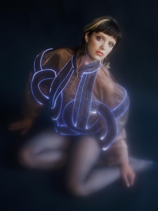 Clara Daguin, Bomber - Marie Fillon photographiée par Louise Desnos