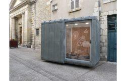 Antoine Medes – La borne à Pithiviers – Du 1er au 27 avril 2019