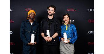 CAMILLE MENARD / TEDDY SANCHES / ROMAN WEIL – LAURÉATS AUDI TALENTS 2019