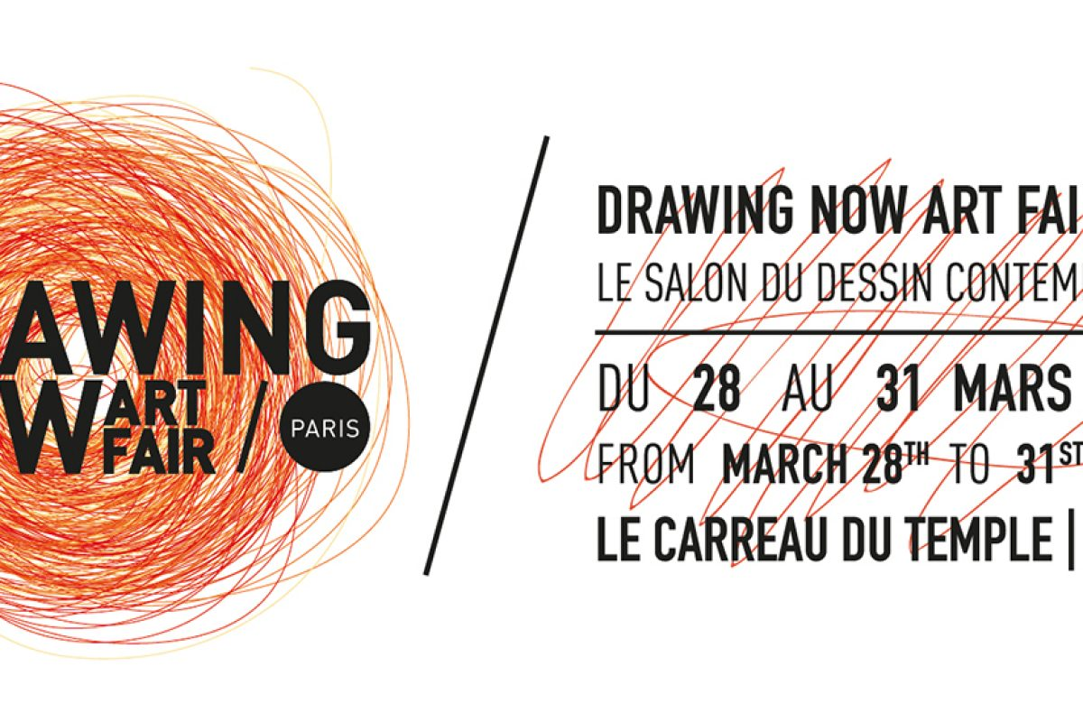 DRAWING NOW PARIS – LE SALON DU DESSIN CONTEMPORAIN