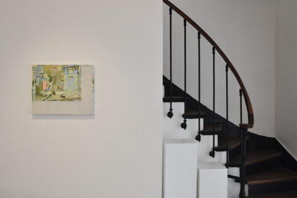 Pierre Bellot, exposition Bonjour, Galerie du CROUS Paris © Mélodie Lapostolle