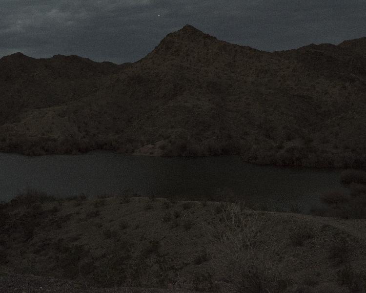 Sebastien Arrighi: Bullhead City, Arizona, 2019 – Copyright de l'artiste, courtesy galerie Sintitulo