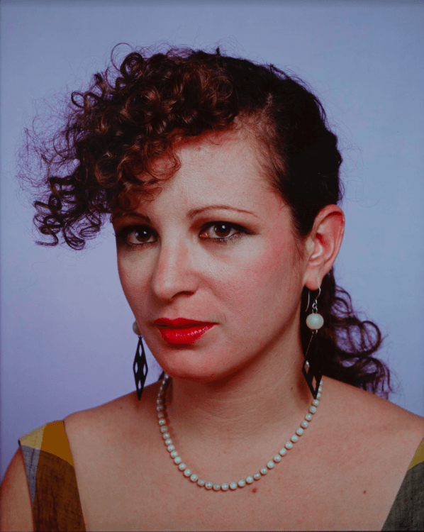 Neil Winokur Nan Goldin, 1983 Avec l'aimable autorisation de la collection agnès b.