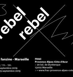 Rebel Rebel #3 salon du fanzine – Marseille – Les participants