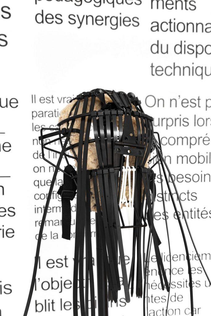 Exposition de Thomas Guillemet et Laurent Lacotte, « IL EST URGENT QUE LE PRO_GRÈS PRO_GRAMME » sous le commissariat d'Indira Béraud – The Window Paris Photo Salim Santa Lucia