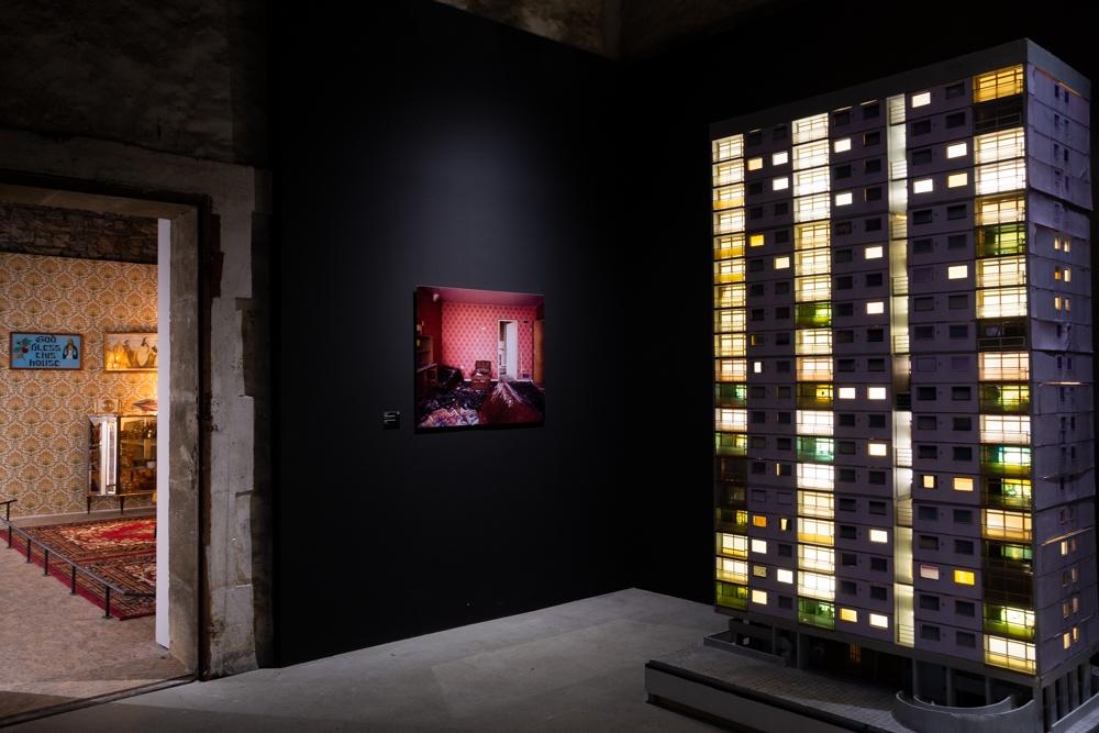 Exposition Home Sweet Home curatée par Isabelle Bonnet Rencontres de la photographie Arles 2019 photo Remy Tartanac