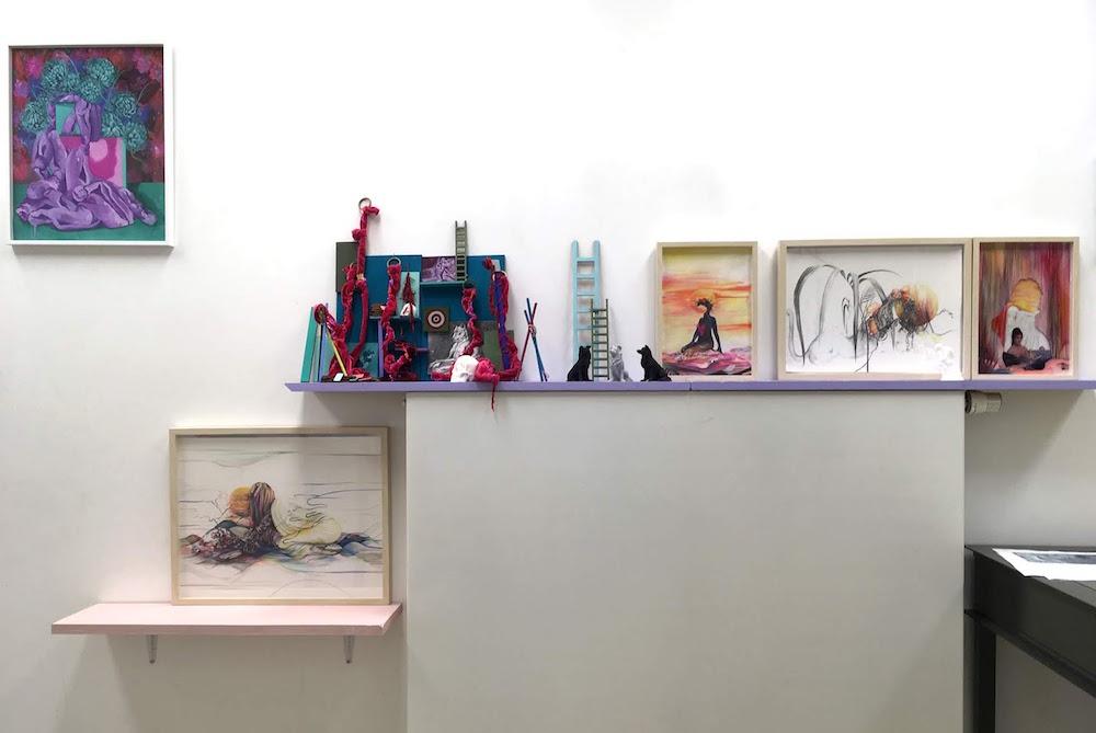 Exposition « Allée des Sphinx » avec Julien Deprez, Vanina Langer, Romain Trinquand, Claire Vaudey jusqu'au 25 Août 2019 au Louxor Paris