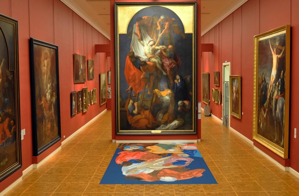 """Exposition """"Et si on parlait d'art"""" de Vincent-Michaël Vallet du 27 avril au 03 novembre 2019 Musée des Beaux-arts de Rennes"""