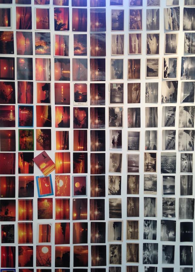 Oriol Vilanova, Sunset from..., 2012 Exposition Cartes postales. Nouvelles d'un monde rêvé, Musée départemental Arles Antique, du 1er juillet au 25 août 2019 dans le cadre des Rencontres de la photographie d'Arles Photo Anysia Troin-Guis