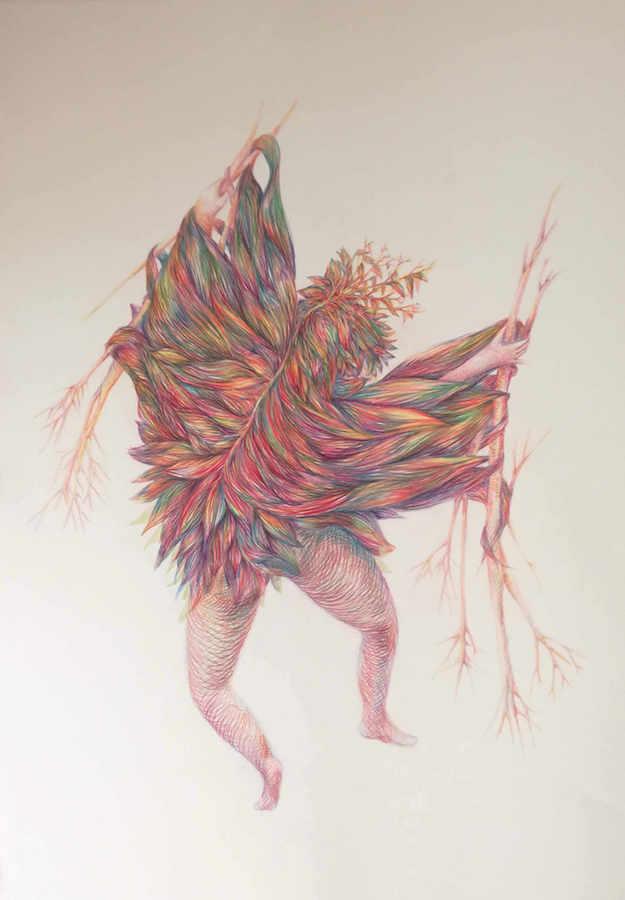 Silène Audibert, Les Danseurs