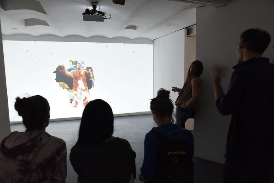 Exposition monographique Tambour battant de Paul Destieu  du 29 août au 28 septembre 2019 art-cade, Galerie des grands bains douches de la Plaine, Marseille