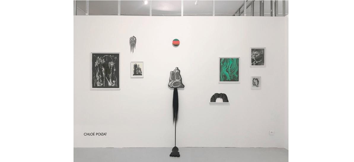 Chloé Poizat lauréate du Prix indépendant Point contemporain