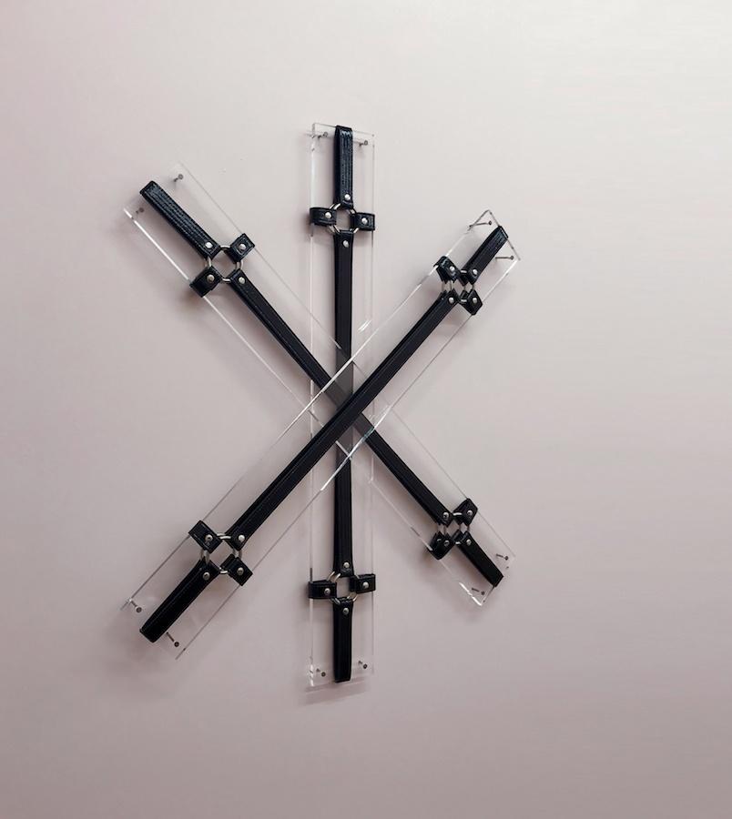 Exposition Safeword de Floryan Varennes, du 30 août au 05 octobre 2019 Galerie Le Cabinet d'Ulysse, Marseille