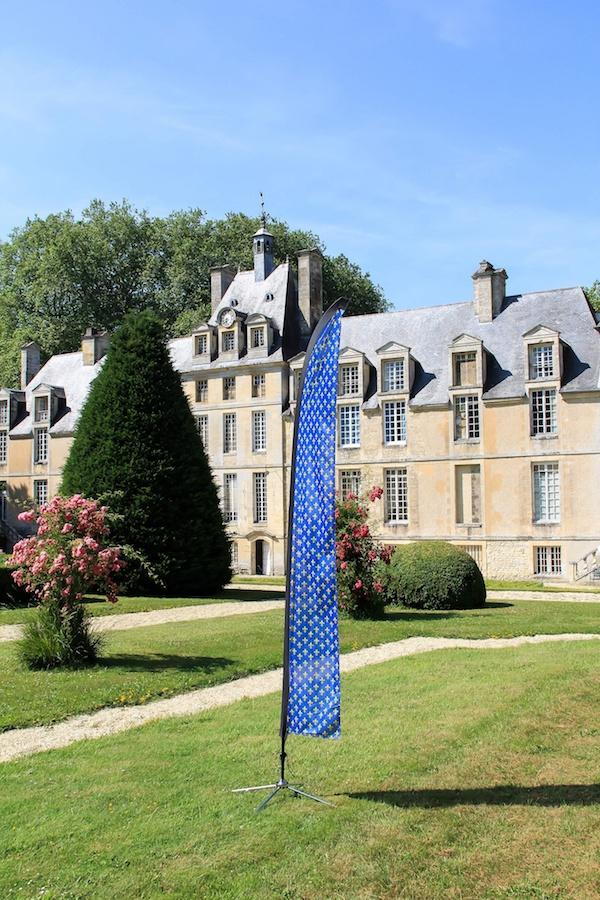 Exposition personnelle Historical Amnesia de Léa Porré  au Château de Lantheuil (14)  jusqu'au 20 octobre 2019