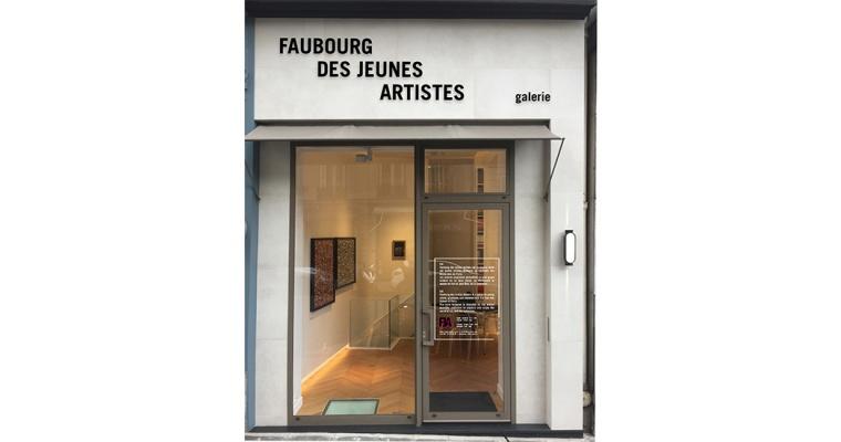 FRANCK LE FEUVRE ET JONATHAN ROZE, LE FAUBOURG DES JEUNES ARTISTES
