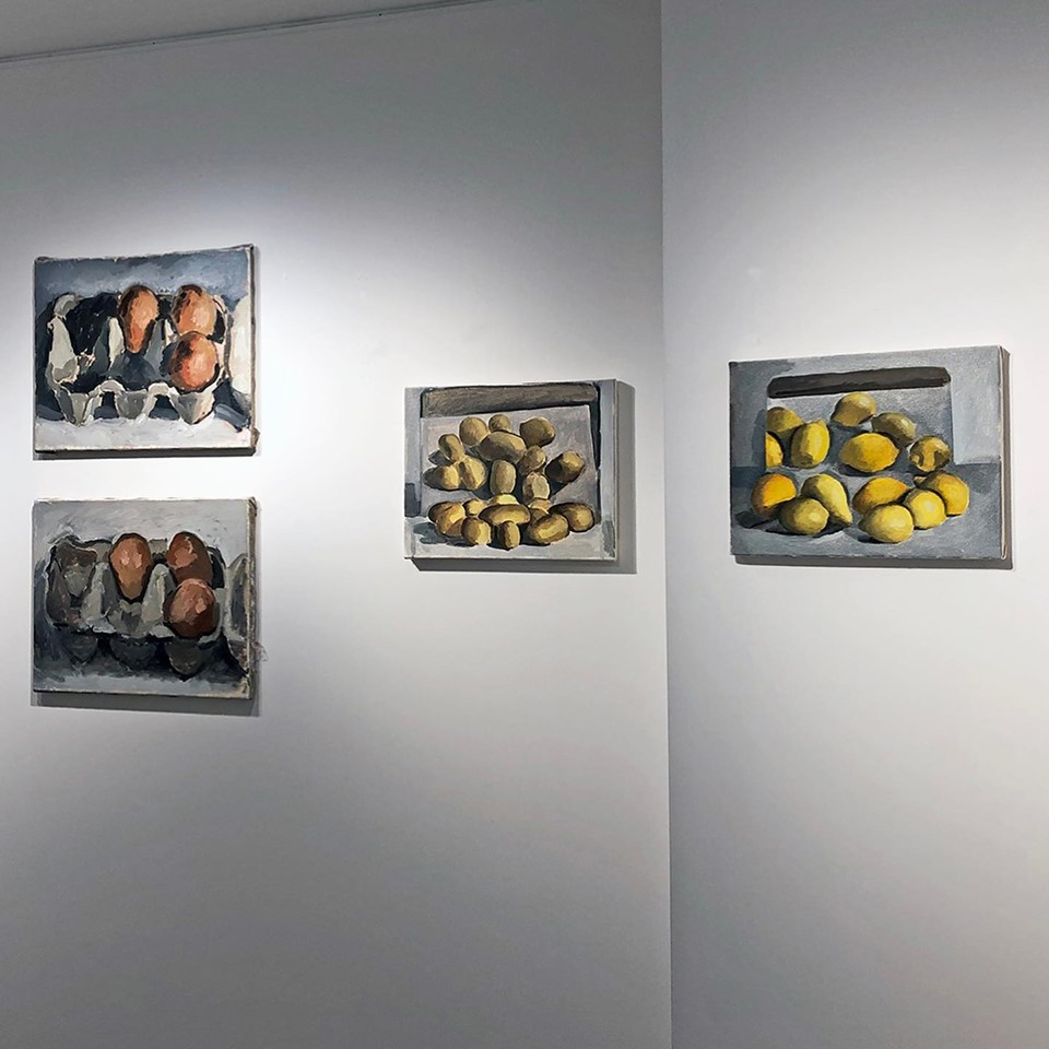 Tatiana Pozzo di Borgo Sans pourquoi Faubourg Jeunes Artistes