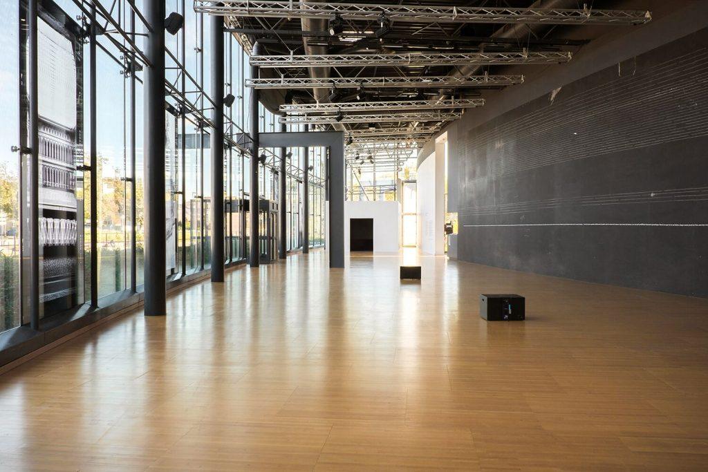 Exposition Les Bruits du Temps, Arno Gisinger, jusqu'au 19 janvier 2020, Frac Alsace