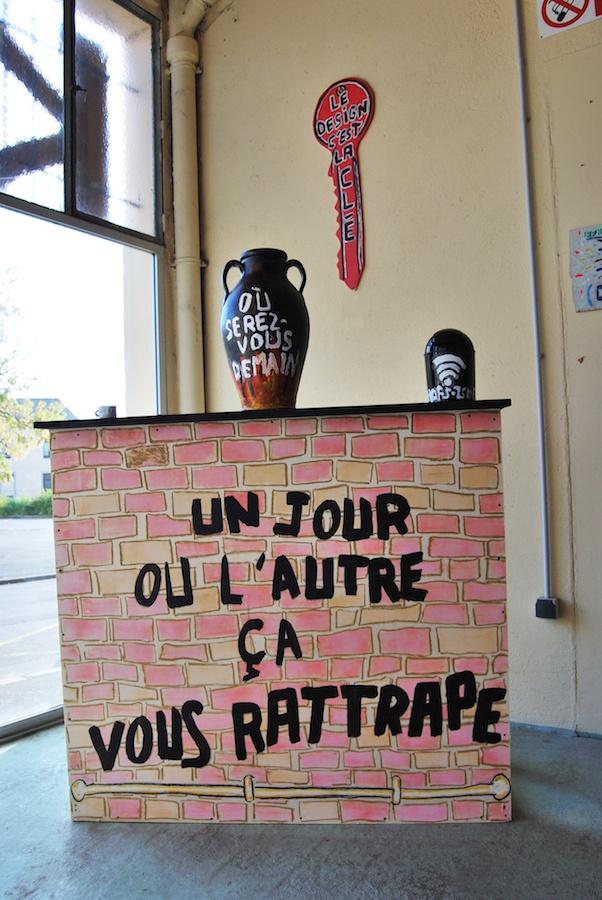 Vue exposition C.C.C d'Anaïs Touchot, du 27 septembre au 27 décembre 2019, à la galerie Quinconce – Montfort-sur-Meu