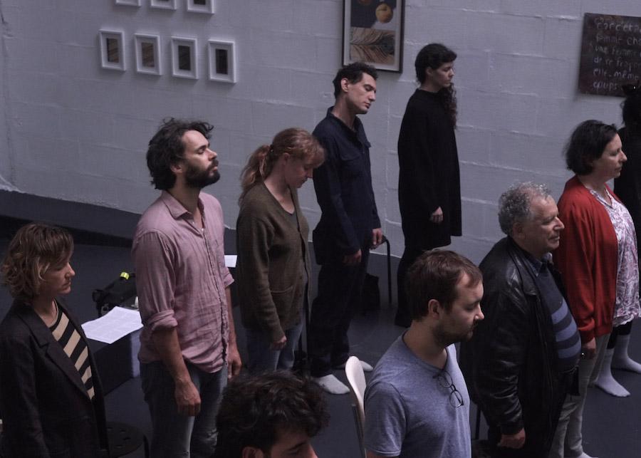 Laure Mathieu et Simon Tilche-Échasseriaud, Seesaw Breathing, 2019