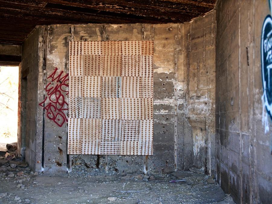 Frédéric Sanchez Exposition Off Art_O_Rama 2019 par Le Collective Le 01 Septembre 2019 dans Les Trois Blockhaus de L'escalette, Marseille