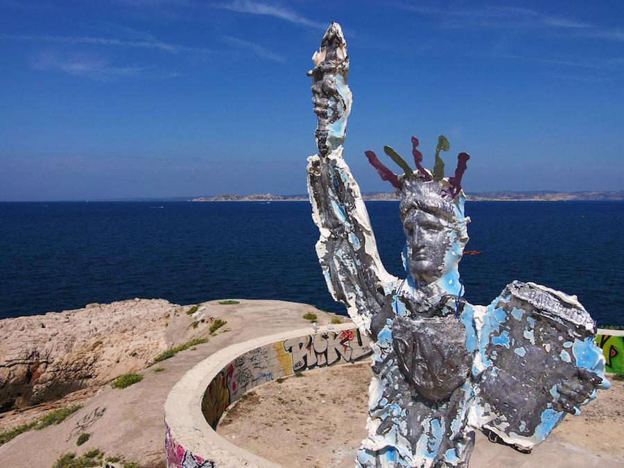 Jean-Baptiste Janisset Exposition Off Art_O_Rama 2019 par Le Collective Le 01 Septembre 2019  dans Les Trois Blockhaus de L'escalette, Marseille