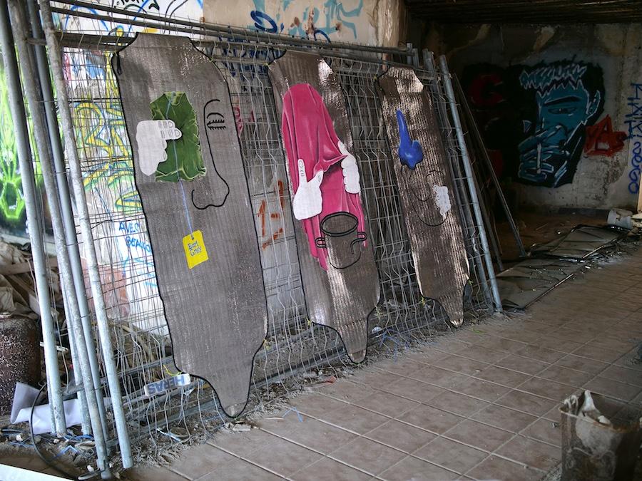Marc Etienne Exposition Off Art_O_Rama 2019 par Le Collective Le 01 Septembre 2019  dans Les Trois Blockhaus de L'escalette, Marseille