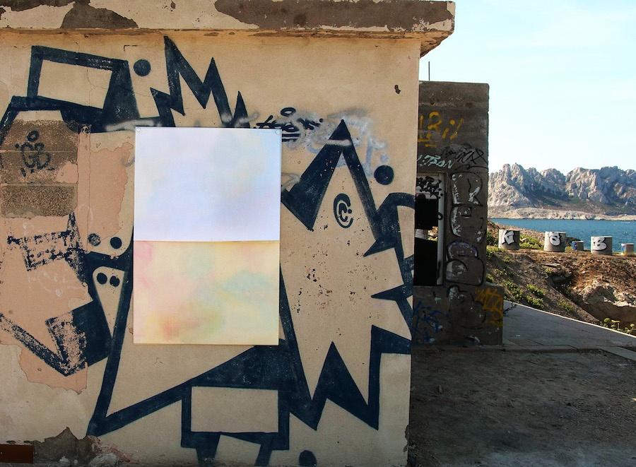 Margaux Janisset Exposition Off Art_O_Rama 2019 par Le Collective Le 01 Septembre 2019 dans Les Trois Blockhaus de L'escalette, Marseille