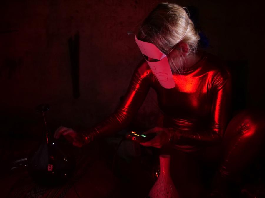 Maylis Doucet Exposition Off Art_O_Rama 2019 par Le Collective Le 01 Septembre 2019  dans Les Trois Blockhaus de L'escalette, Marseille