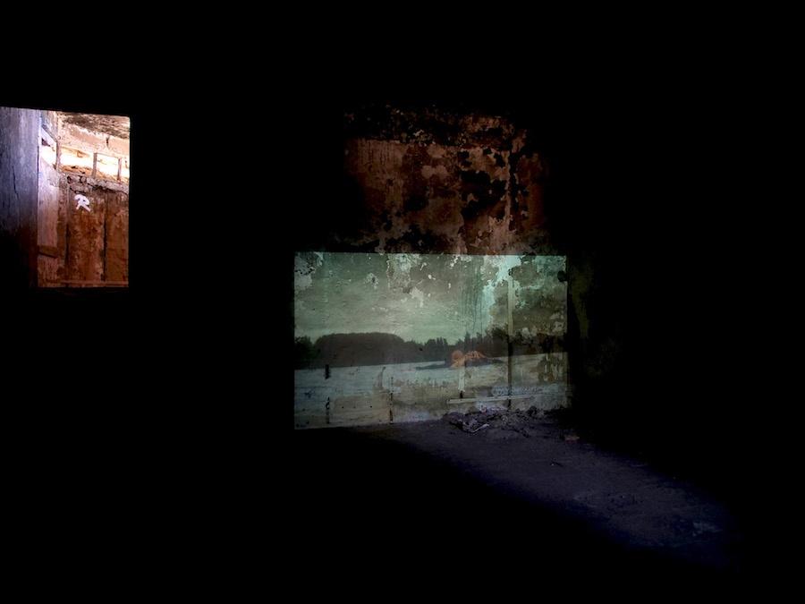 Pauline Lavogez Exposition Off Art_O_Rama 2019 par Le Collective Le 01 Septembre 2019 dans Les Trois Blockhaus de L'escalette, Marseille