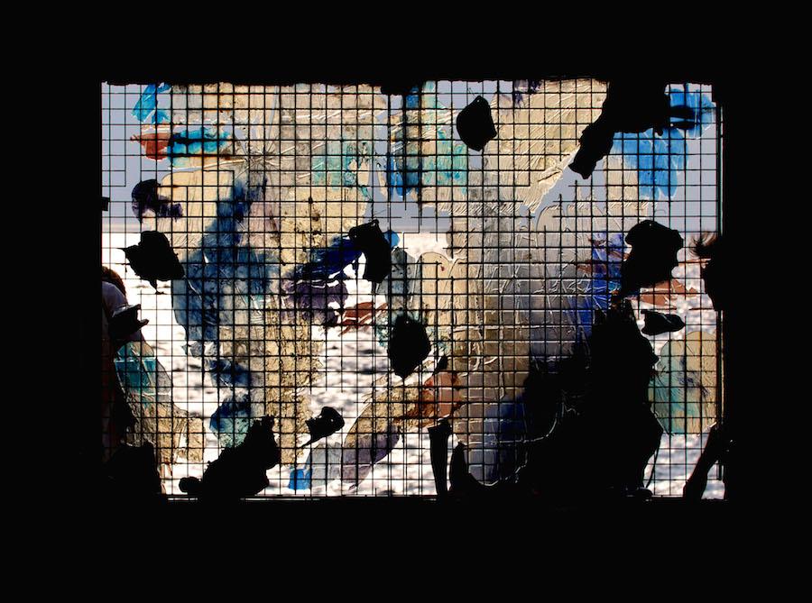 Romain Vicari Exposition Off Art_O_Rama 2019 par Le Collective Le 01 Septembre 2019 dans Les Trois Blockhaus de L'escalette, Marseille